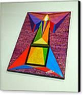 Shot Shift - Liberte 2 Canvas Print by Michael Bellon
