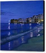 Sicilian Sunset Canvas Print