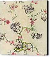 Silk Design Canvas Print