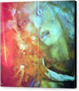 Simulacrum -4.4 Canvas Print by Alex Zhul