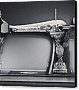 Singer Machine Canvas Print