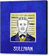 Sir Arthur Sullivan Canvas Print