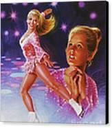Skaters Dream Canvas Print by Dick Bobnick