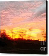 sky Canvas Print by David Alvarez