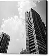 Skyscraper Canvas Print by BandC  Photography
