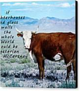 Slaughterhouses Canvas Print