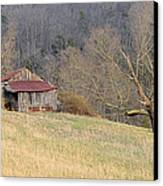 Smoky Mountain Barn 9 Canvas Print