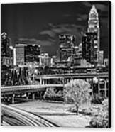 Snowy South Canvas Print by Brian Young