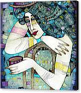 So Many Memories... Canvas Print by Albena Vatcheva