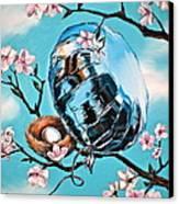 Soaring Canvas Print by Anthony Mezza