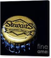 Soda - Stewarts Root Beer Canvas Print by Paul Ward