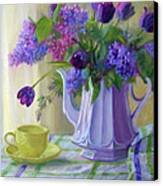 Soft Light Canvas Print by Bonnie Mason