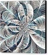 Soft Palette Canvas Print