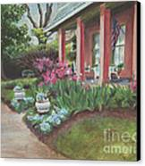 Soldini House Canvas Print by Ellen Howell