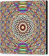 Sonic Vibrations Canvas Print by Bobby Hammerstone