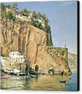 Sorrento Canvas Print by Emanuel Stockler