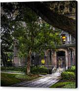 South Entry Canvas Print