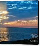 South Padre Island Texas Canvas Print by Tammy Smith