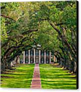 Southern Time Travel Canvas Print