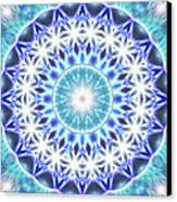 Spiral Compassion K1 Canvas Print by Derek Gedney
