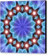 Spiritual Pulsar K1 Canvas Print by Derek Gedney