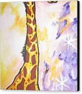 Spraymagic Canvas Print by Erik Franco