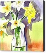 Spring Bouquet Canvas Print by Kip DeVore