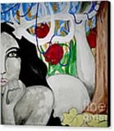 Springs Bloom Canvas Print