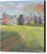 Springtime At Carnton Canvas Print by Tommy Thompson