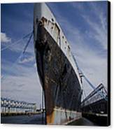 Ss United States By Jessica Berlin Canvas Print