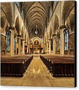 St Joseph Cathedral IIi Canvas Print