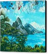 St. Lucia - W. Indies Canvas Print
