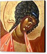 St. Michael Canvas Print by Joseph Malham