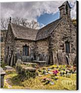 St Michaels Church Canvas Print