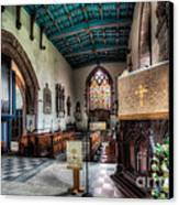 St Peter's Church Canvas Print by Adrian Evans