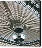 Stadium Ceiling Canvas Print