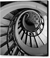 Staircase Canvas Print by Sebastian Musial