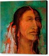 Stands Tall Canvas Print by Johanna Elik