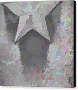 Star Canvas Print by Kristi Swift