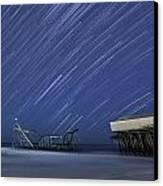 Star Spangled Canvas Print