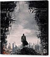 Star Trek Into Darkness  Canvas Print by Movie Poster Prints