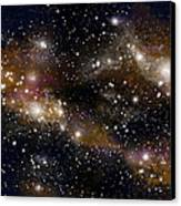 Starfield No.31314 Canvas Print by Marc Ward