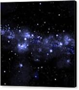 Starfield No.51713 Canvas Print by Marc Ward