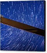 Stars Above Canvas Print by Alexis Birkill