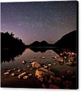 Stars Over The Bubbles Canvas Print by Brent L Ander
