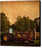 Starting Over - Vintage Country Art Canvas Print