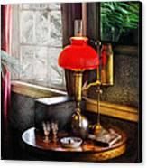Steam Punk - Victorian Suite Canvas Print