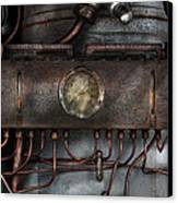 Steampunk - Connections   Canvas Print