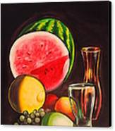 Still Life Canvas Print by Dayna Reed