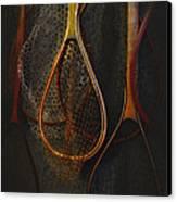 Still Life - Fishing Nets Canvas Print by Jeff Burgess